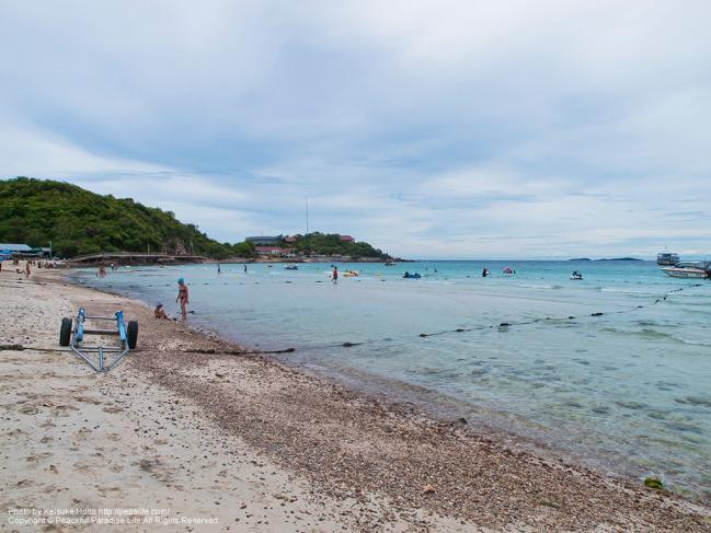 ラン島ティエンビーチ(Tien Beach)