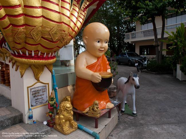 ワット・カオ・プラ・ヤイ(Wat Khao Phra Yai)