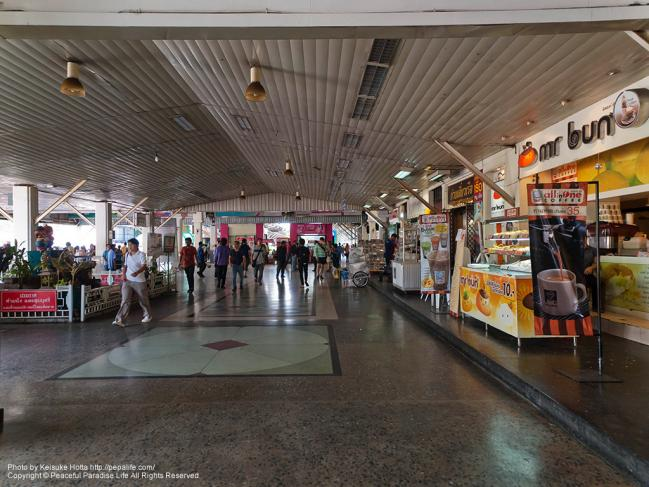 タイ国鉄フワランポーン駅(バンコク駅)