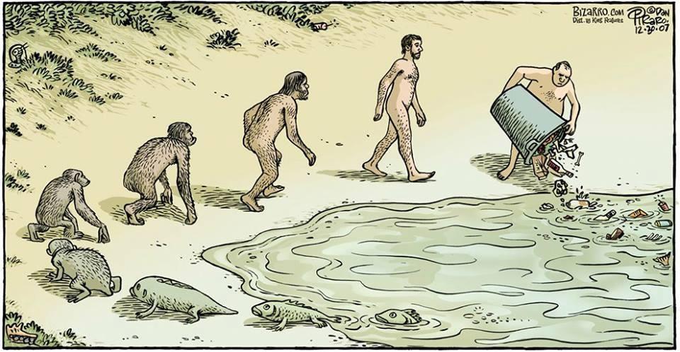 20131121 絵 海から生まれた現代人