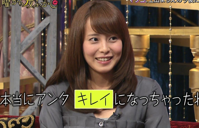 上田まりえ 美人になったよねキャプ画像(エロ・アイコラ画像)