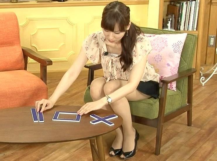 皆藤愛子 太ももチラリキャプ画像(エロ・アイコラ画像)