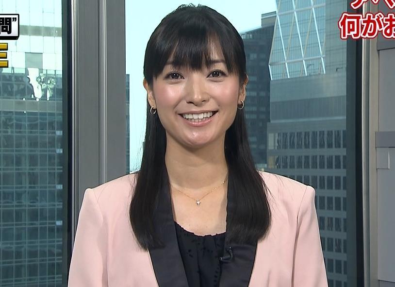大江麻理子 おっぱいでブラウスのボタンが取れそうキャプ画像(エロ・アイコラ画像)