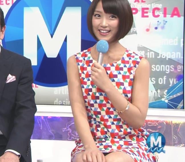 竹内由恵 パンチラキャプ・エロ画像3