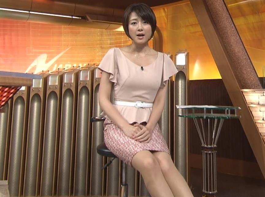 大島由香里 美脚キャプ・エロ画像