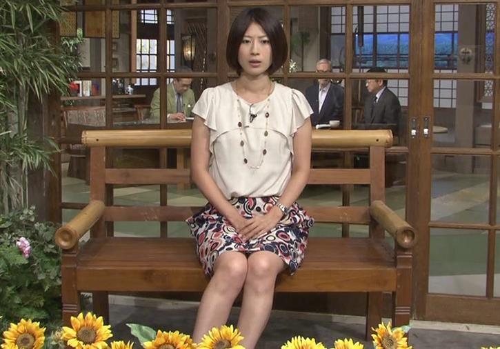 岡村仁美 ミニスカのデルタゾーン (20130725)キャプ画像(エロ・アイコラ画像)