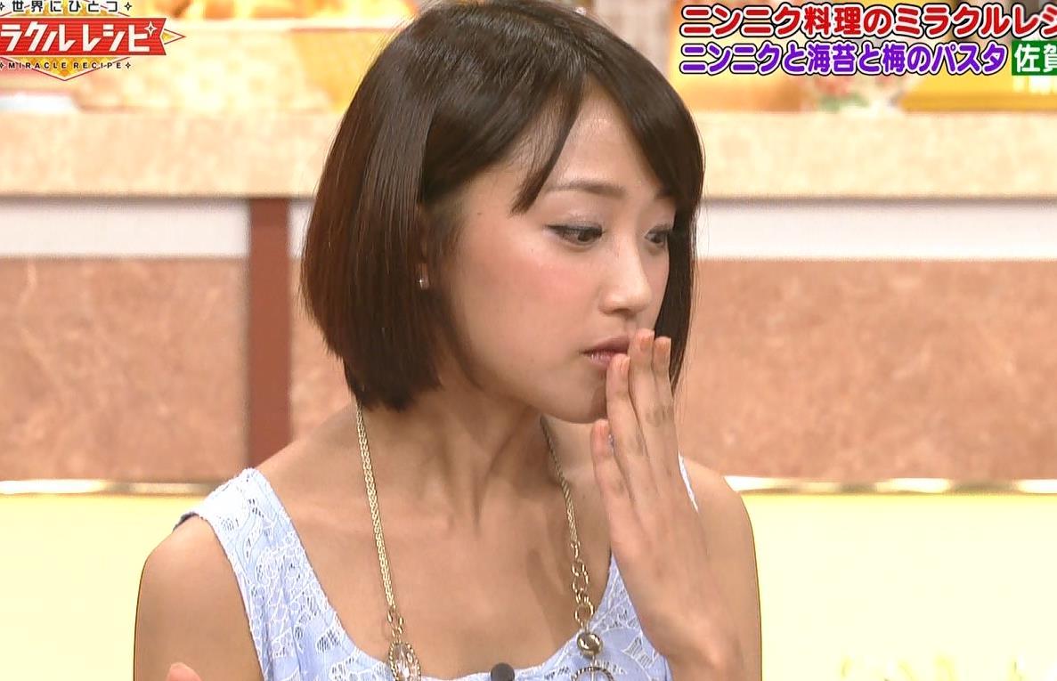 竹内由恵 肌の露出が多い!キャプ画像(エロ・アイコラ画像)
