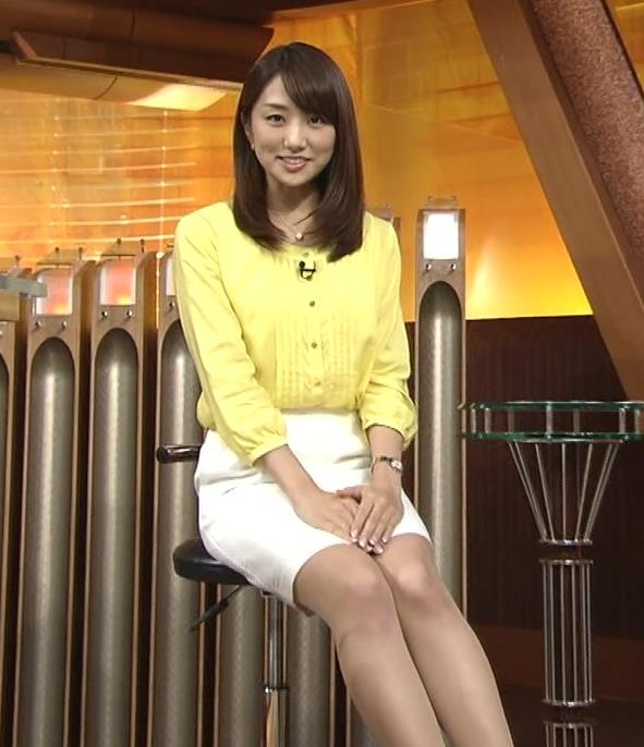 松村未央 ミニスカートキャプ・エロ画像2