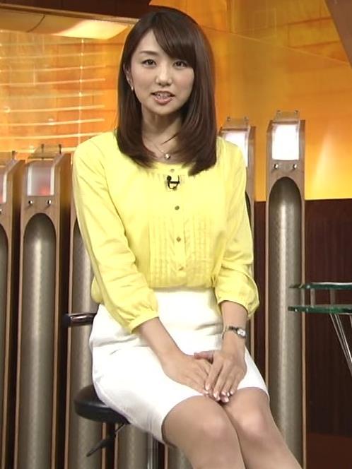 松村未央 ミニスカートキャプ・エロ画像3
