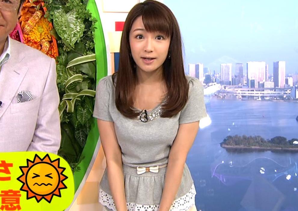 長野美郷 乳寄せ、巨乳アピールキャプ画像(エロ・アイコラ画像)