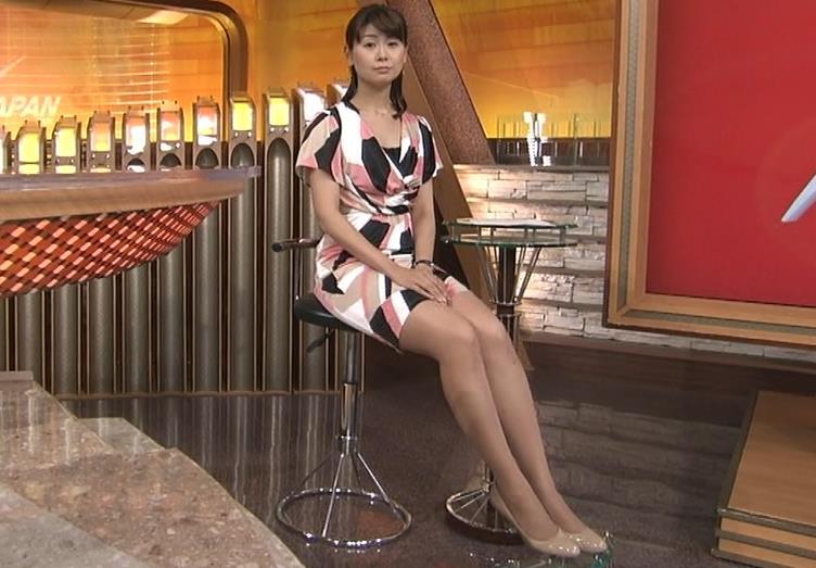 山中章子 パンチラガードキャプ画像(エロ・アイコラ画像)
