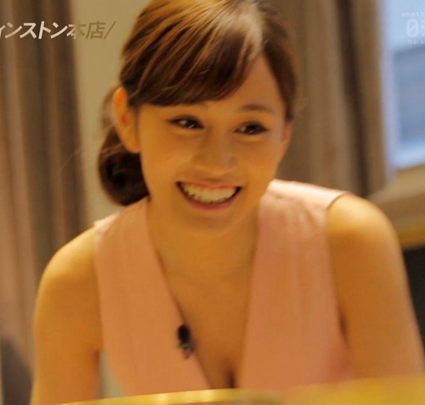 前田敦子 胸ちら大量キャプ画像(エロ・アイコラ画像)