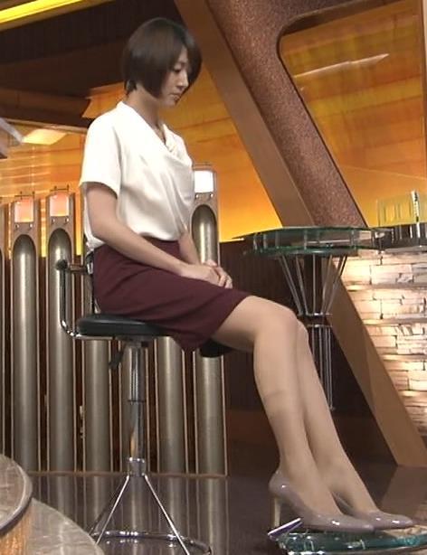 大島由香里 ミニスカートキャプ・エロ画像2