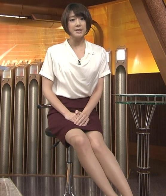 大島由香里 ミニスカートキャプ・エロ画像3