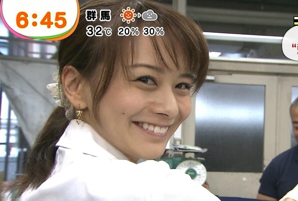 高見侑里 笑顔がすごくかわいいキャプ画像(エロ・アイコラ画像)