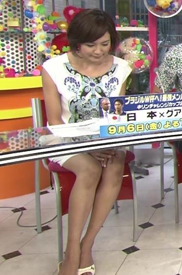杉上佐智枝 ミニスカ美脚・生足キャプ画像(エロ・アイコラ画像)