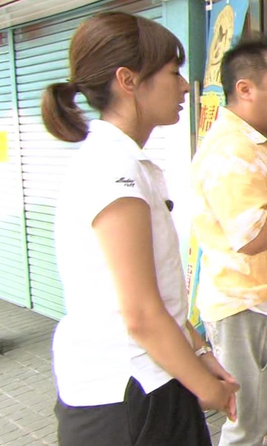 徳島えりか 横乳キャプ画像(エロ・アイコラ画像)