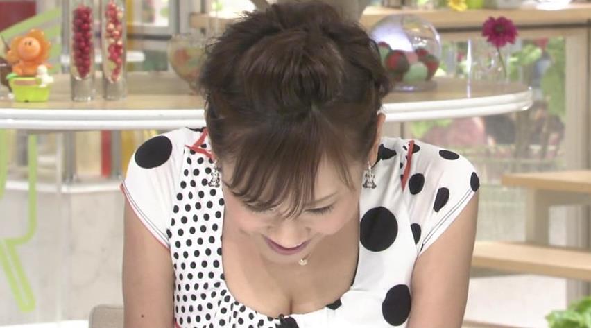 高橋真麻 巨乳キャプ・エロ画像