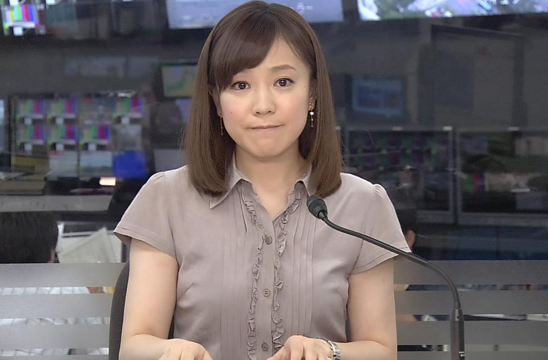 江藤愛 胸のふくらみ★キャプ画像(エロ・アイコラ画像)