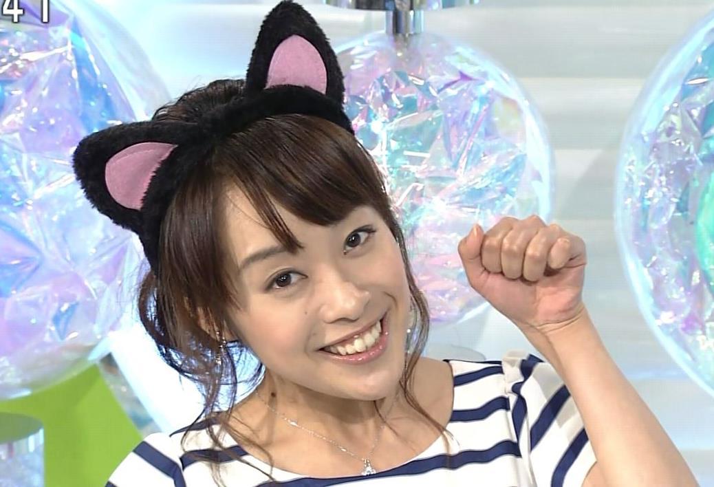 片山千恵子 ねこ耳キャプ画像(エロ・アイコラ画像)