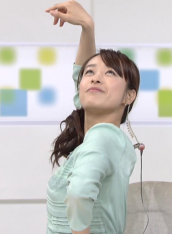 片山千恵子 横乳 (20130818)キャプ画像(エロ・アイコラ画像)