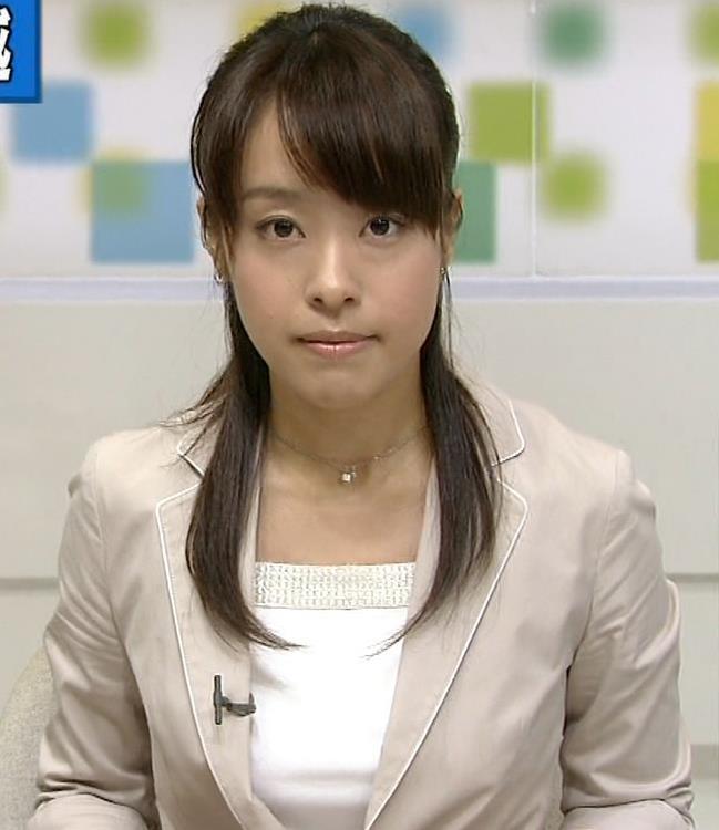 片山千恵子 美人系女子アナキャプ画像(エロ・アイコラ画像)