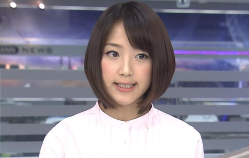 竹内由恵 ニュースキャプ画像(エロ・アイコラ画像)