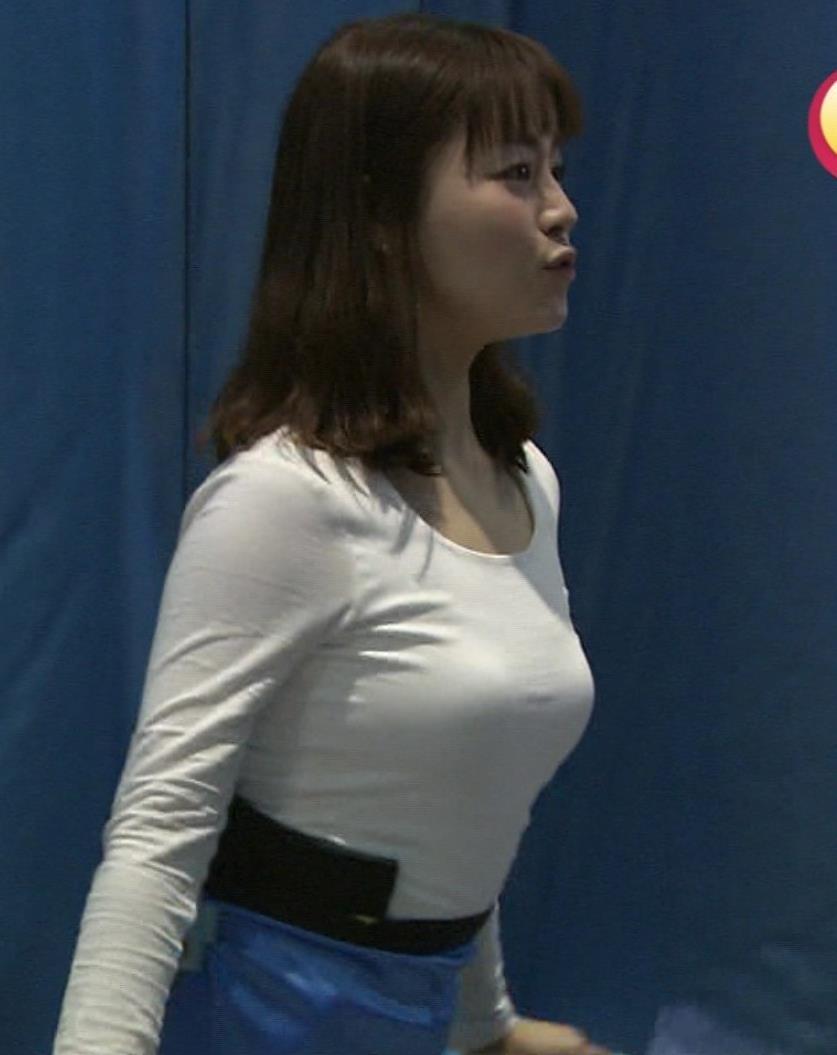 谷原志音 おっぱいキャプ画像(エロ・アイコラ画像)