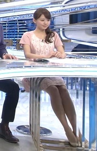宮澤智 机の下のミニスカート (20140112)キャプ画像(エロ・アイコラ画像)
