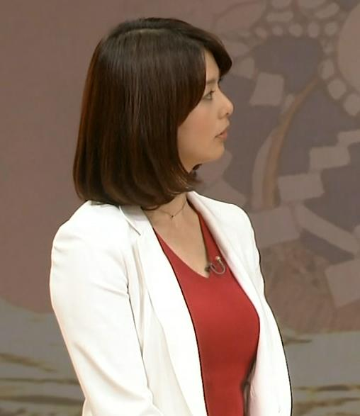 杉浦友紀 横乳 (20140113)キャプ画像(エロ・アイコラ画像)