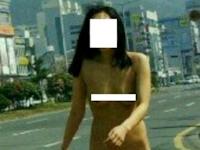 韓国で20代女性が泣きながら全裸で街を歩く → 誰も助けず写真や動画を撮影してSNSにアップ