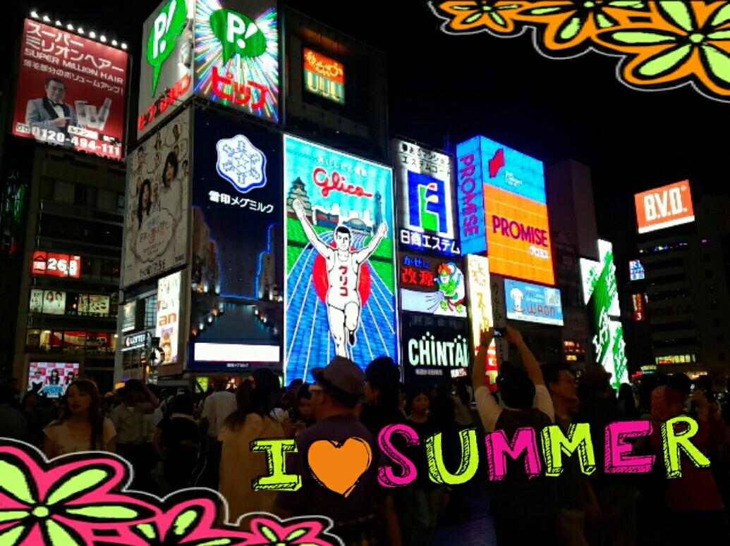 大阪行ってきました♪