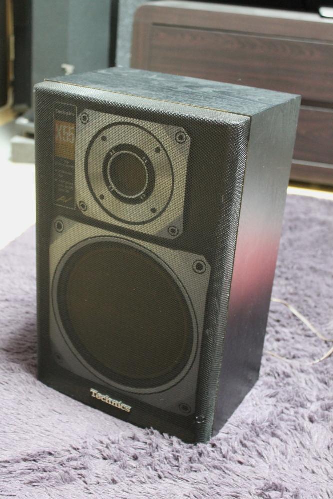 テクニクス 2WAYスピーカー SB-X55