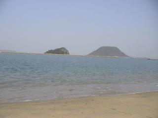 西の浜海水浴場