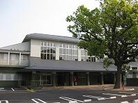 島原市霊丘公園体育館・弓道場