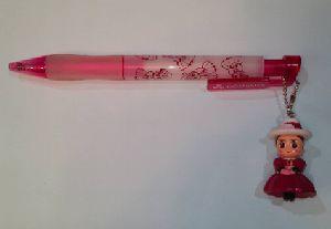 女子力アップ♪に、明治の八重たんボールペン