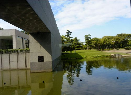 土門健記念館