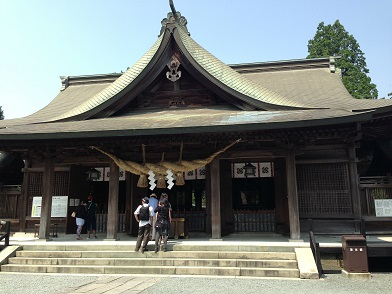 阿蘇神社0